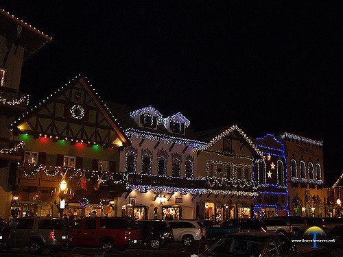 leavenworth bavarian village christmas